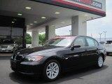 2007 Jet Black BMW 3 Series 328xi Sedan #30214139