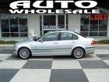 2003 Titanium Silver Metallic BMW 3 Series 330i Sedan #30214169