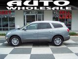 2008 Blue Gold Crystal Metallic Buick Enclave CX #30214171