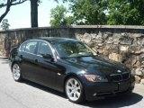 2007 Jet Black BMW 3 Series 335i Sedan #30280922