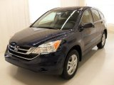 2010 Royal Blue Pearl Honda CR-V EX AWD #30281398