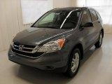 2010 Polished Metal Metallic Honda CR-V EX #30281402