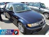 2005 Monaco Blue Metallic BMW 3 Series 330i Sedan #30281102