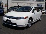 2007 Taffeta White Honda Civic EX Sedan #30281417