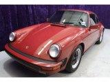 1987 Porsche 911 Guards Red