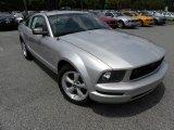 2009 Brilliant Silver Metallic Ford Mustang V6 Premium Coupe #30281124
