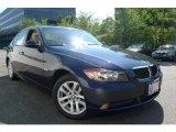 2007 Monaco Blue Metallic BMW 3 Series 328xi Sedan #30280845