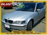 2003 Titanium Silver Metallic BMW 3 Series 330i Sedan #30281198