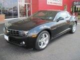2010 Black Chevrolet Camaro LT/RS Coupe #30281238