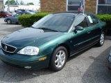 2000 Mercury Sable Tropic Green Metallic