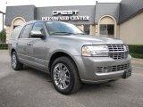 2008 Vapor Silver Metallic Lincoln Navigator Limited Edition #30281302