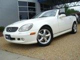 2003 Mercedes-Benz SLK Alabaster White