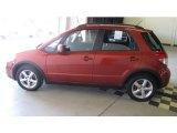 2007 Sunlight Copper Pearl Suzuki SX4 Convenience AWD #30281321
