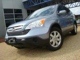 2007 Glacier Blue Metallic Honda CR-V EX-L 4WD #30280891
