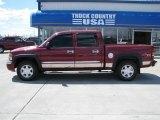 2004 GMC Sierra 1500 SLE Crew Cab 4x4