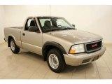 2002 Pewter Metallic GMC Sonoma SL Regular Cab #30281383