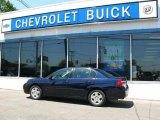 2007 Dark Blue Metallic Chevrolet Malibu LT Sedan #30330537