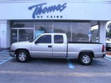 2004 Silver Birch Metallic Chevrolet Silverado 1500 LS Extended Cab #30330765