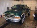 2004 Timberline Green Pearl Dodge Dakota SLT Club Cab 4x4 #2974109