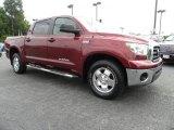 2007 Salsa Red Pearl Toyota Tundra SR5 CrewMax #30330567