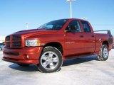 2005 Go ManGo! Dodge Ram 1500 SLT Daytona Quad Cab 4x4 #2974379