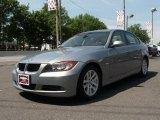 2006 Silver Grey Metallic BMW 3 Series 325i Sedan #30330588