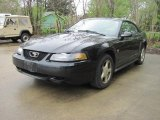 2003 Black Ford Mustang V6 Coupe #30330849