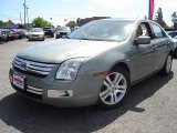 2009 Moss Green Metallic Ford Fusion SEL #30330440