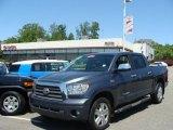 2007 Slate Metallic Toyota Tundra Limited CrewMax 4x4 #30330652