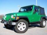 2004 Jeep Wrangler Rubicon 4x4