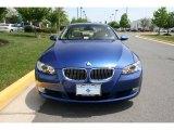 2007 Montego Blue Metallic BMW 3 Series 328i Coupe #30367305