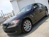 2006 Jet Black BMW 3 Series 330xi Sedan #30367311