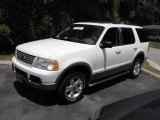 2003 Oxford White Ford Explorer Eddie Bauer 4x4 #30367351