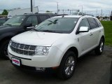 2010 White Platinum Tri-Coat Lincoln MKX FWD #30367495