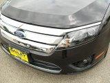 2010 Tuxedo Black Metallic Ford Fusion SE #30367502