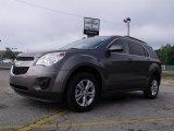 2010 Mocha Steel Metallic Chevrolet Equinox LT #30367657