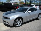 2010 Silver Ice Metallic Chevrolet Camaro LT/RS Coupe #30367511