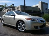 2009 Palladium Metallic Acura TSX Sedan #30367516