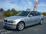 2003 Titanium Silver Metallic BMW 3 Series 325i Sedan #30367385