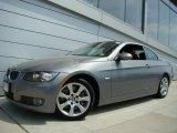 2007 Space Gray Metallic BMW 3 Series 335i Convertible #30367399