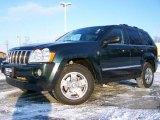 2006 Deep Beryl Green Pearl Jeep Grand Cherokee Limited 4x4 #2974382
