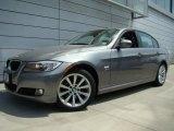 2010 Space Gray Metallic BMW 3 Series 328i xDrive Sedan #30367403