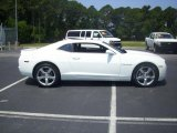 2010 Summit White Chevrolet Camaro LT/RS Coupe #30367756