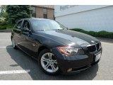 2008 Jet Black BMW 3 Series 328xi Sedan #30367420
