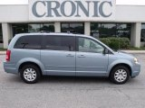 2010 Clearwater Blue Pearl Chrysler Town & Country LX #30367582
