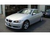 2007 Titanium Silver Metallic BMW 3 Series 328i Coupe #30367421