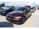 2007 Barbera Red Metallic BMW 3 Series 328i Sedan #30367788