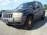 2002 Patriot Blue Pearlcoat Jeep Grand Cherokee Laredo 4x4 #30367431