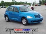 2008 Surf Blue Pearl Chrysler PT Cruiser LX #30367795