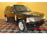 2005 Java Black Pearl Land Rover Range Rover HSE #30367808